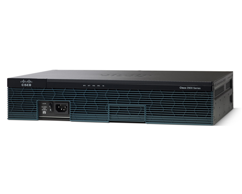 Cisco 2911 Integrated Services Router (CISCO2911/K9)